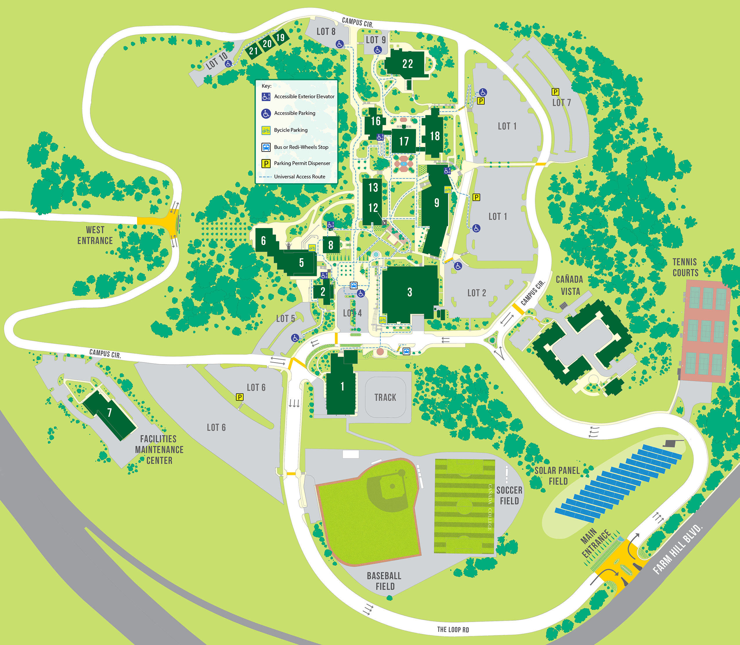 calvin college campus map Campus map find your way around campus visitors alumni calvin college calvin college 3201 burton se grand rapids, mi 49546.
