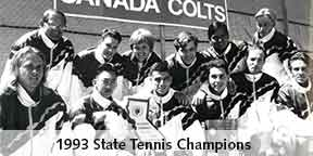 1993 State Tennis Champions