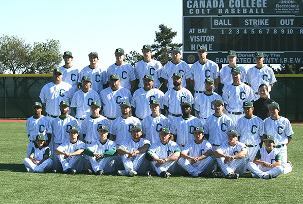 Men's Baseball Team
