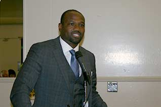 Cañada Hall of Famer and MLB Network Analyst,  Harold Reynolds