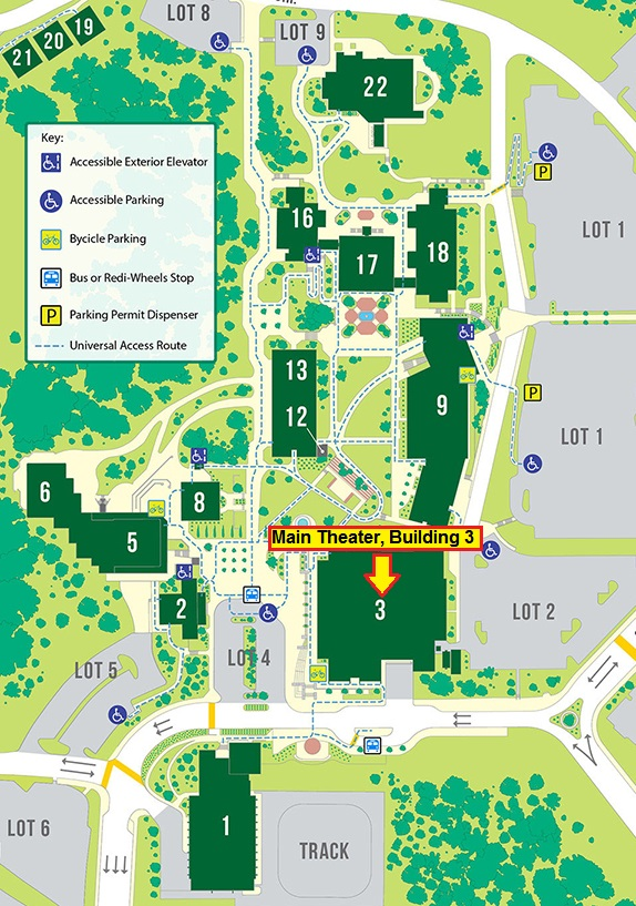 Canada Colledge Map Map, Directions and Parking | Human Trafficking Awareness & Action